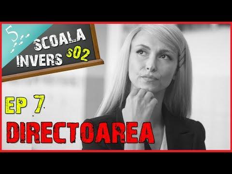 SCOALA INVERS (S02/EP7- DIRECTOAREA) (guest: Andreea Balan)
