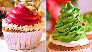 Ну ОЧЕНЬ вкусная подборка десертов на новый год | Вкусняшки своими руками