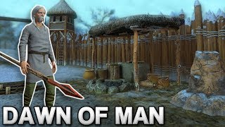 THE COPPER AGE! - Dawn of Man Gameplay - Prehistoric City Building Game