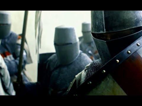 Battle on the Ice (German Teutons vs Russian Novgorod)