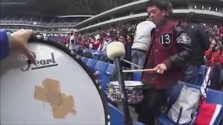 太鼓遊びin吹田スタジアム