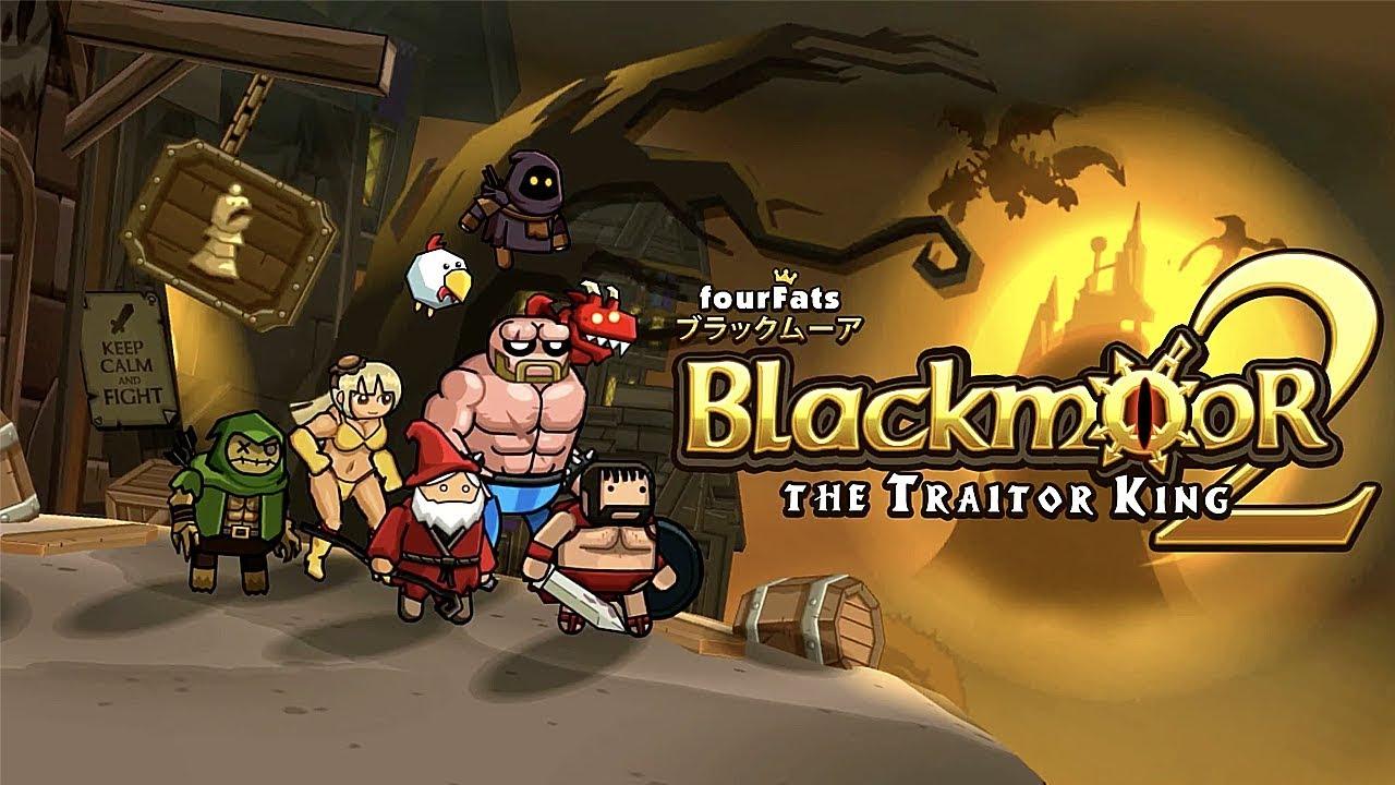 Resultado de imagem para Blackmoor 2: The Traitor King