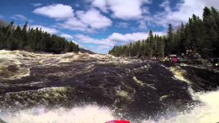 Whitewater Grand Prix 2014: Stage 4: Big Wave Freestyle