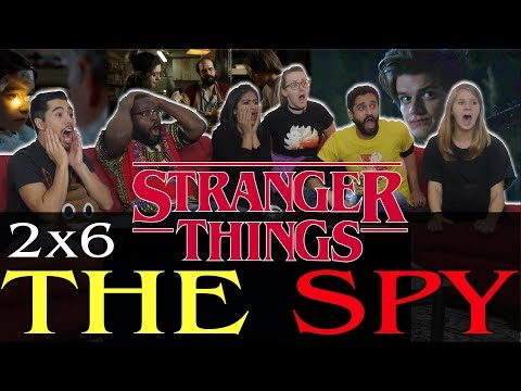 Download Youtube: Stranger Things - 2x6 The Spy - Group Reaction