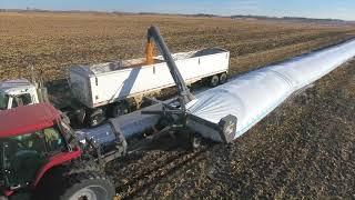 Loftness 10-Foot System Grain Bag Unloader