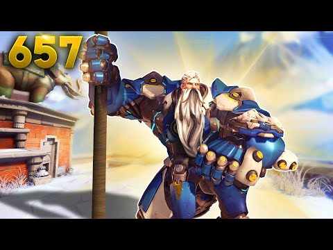 Rein Is Too Old For THIS!! | Overwatch Daily Moments Ep.657 (Funny and Random Moments) thumbnail