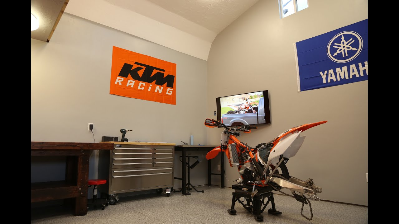 new dirt bike shop youtube
