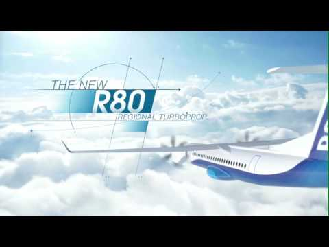 R80 Indonesia - The Next Generation Turboprop Aircraft