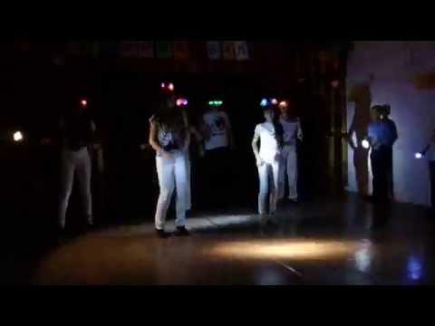 Танец в темноте, классный клубняк