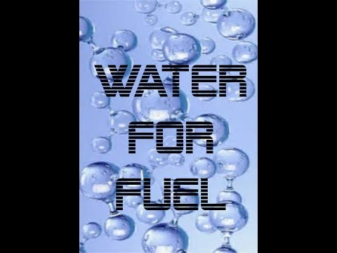 Water to fuel    Oxy hydrogen  Fuel cell