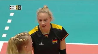 Germany vs Switzerland | Montreux Volleyball Masters 2019