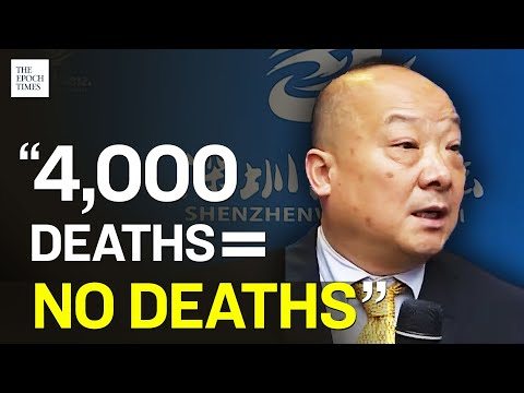 Chinese Scholar Criticized for Questioning Chinese CCP Virus Death Count | Epoch News