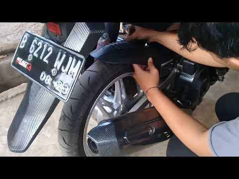 Pasang & Fungsi Spakboard Kolong/hugger Honda Vario 125/150