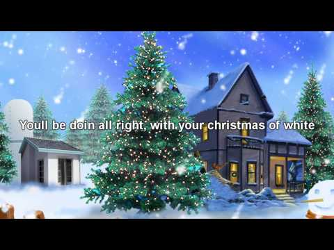 Elvis Presley - Blue Christmas *Lyrics on Screen*