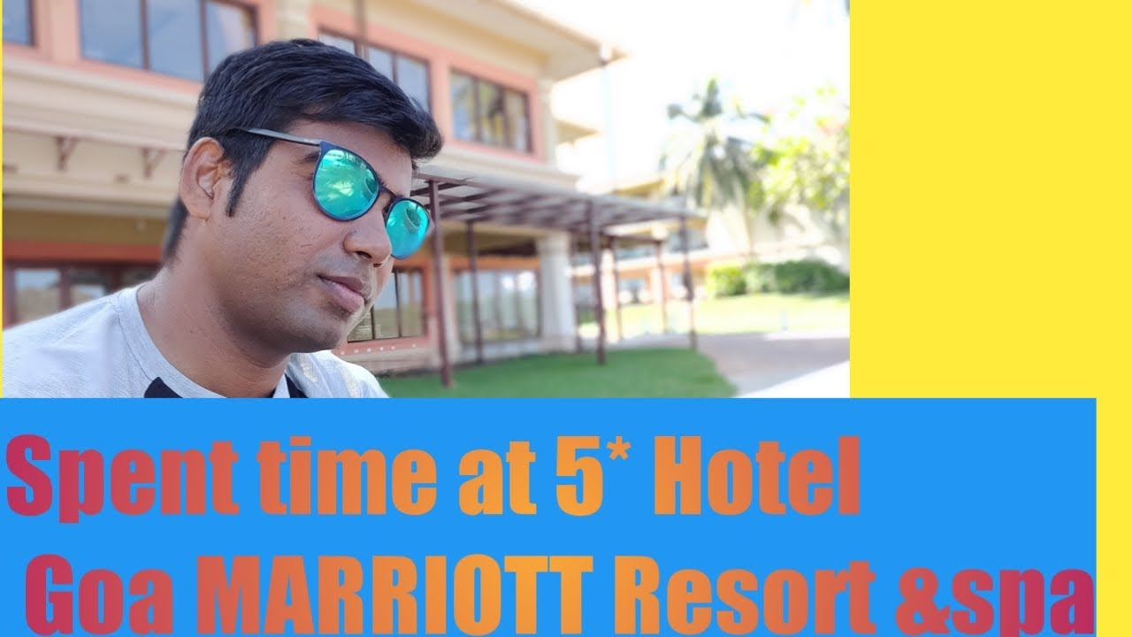 Download Goa MARRIOTT Resort & spa!! Five star hote With stunning sea view