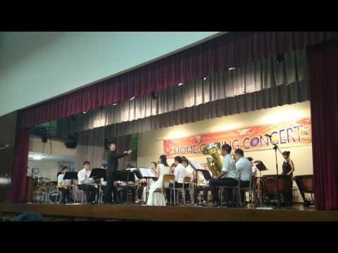 Arabian Dances by TWGHs Wong Fut Nam College Alumni Band