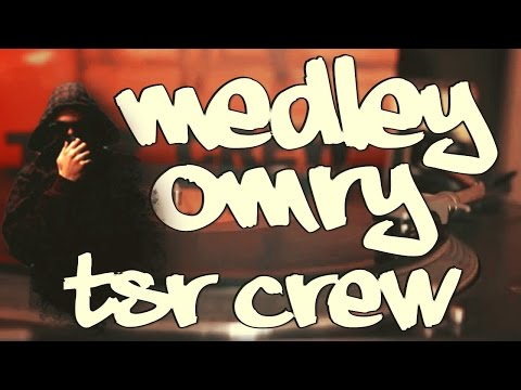 Omry (TSR Crew) MEDLEY SONS INÉDITS & RARES