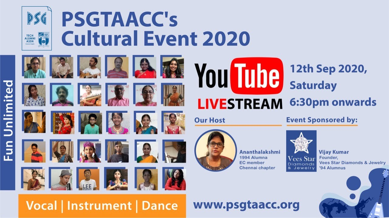PSGTAACC's Cultural Collab