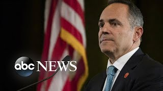 Kentucky GOP governor refuses to concede race l ABC News