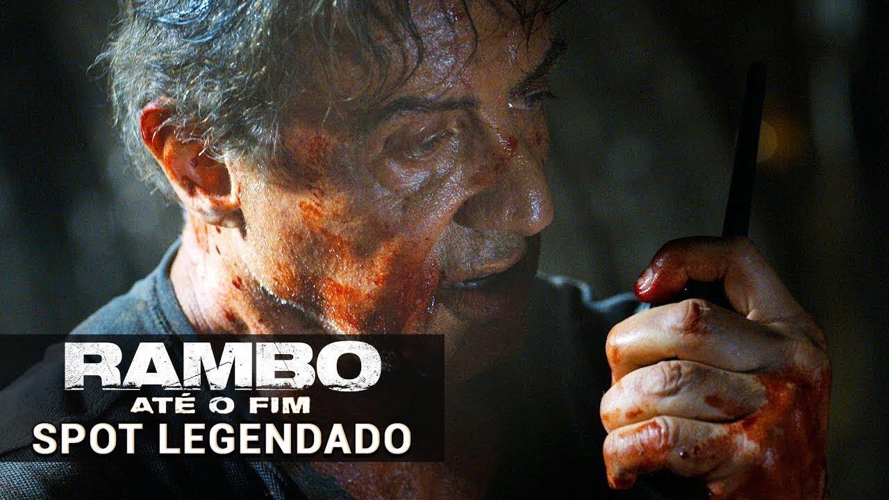 Rambo: Até o Fim • Spot Legendado