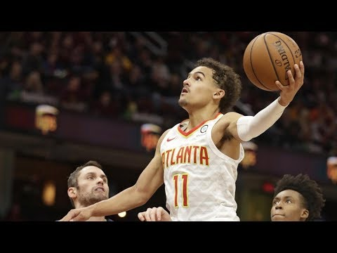 Trae Young Full Game Highlights: Hawks vs Cavs - INSANE (35 Pts, 11 Asts) 10-21-2018