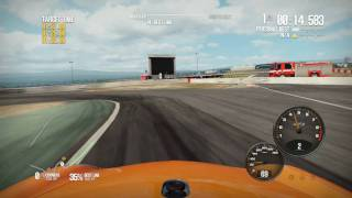 Need For Speed SHIFT 2 (PC) Maxed Out @ Time Trial @ Porsche 911 GT3 RS @ Nürb GP Short [HD]