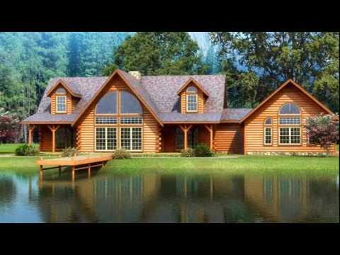 Bellewood Tour Honest Abe Log Homes