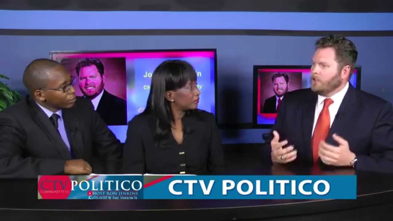 (2-11-2015) CTV POLITICO - Jonathan Martin, & CALL IN: Joseph C. Phillips from the Cosby Show