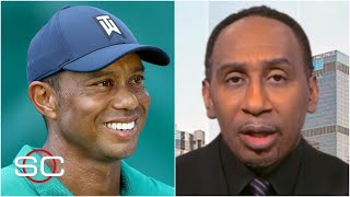 Stephen A. Smith: Tiger Woods' impact goes beyond golf | SportsCenter