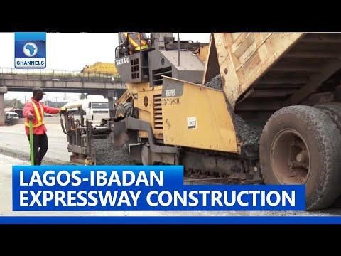 Motorists, Commuters Groan Over Lagos-Ibadan Expressway Construction Delay