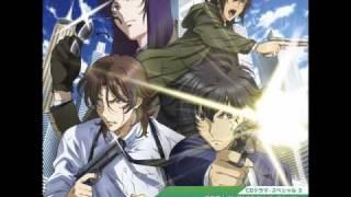 Gundam 00 Drama CD 3 「COOPERATION 2312」 FULL Version Part 3/5