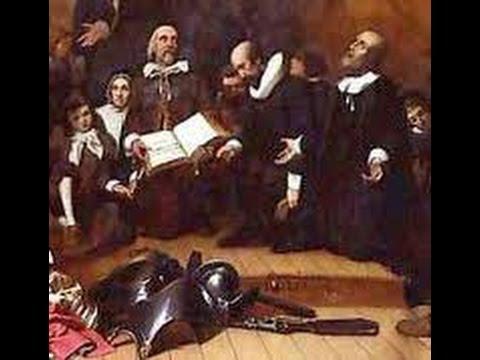 La necesidad por la cual floreció el Puritanismo