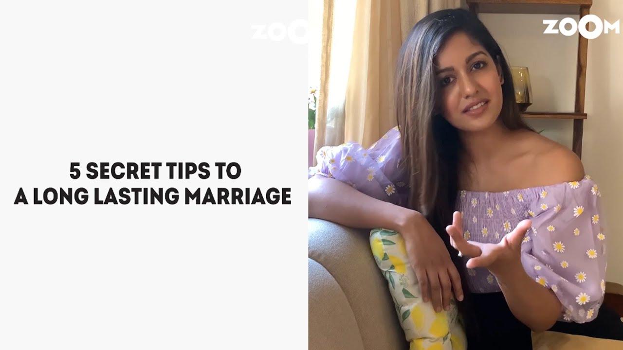 Ishita Dutta reveals 5 secret tips for a long lasting marriage | Celeb Life Hack