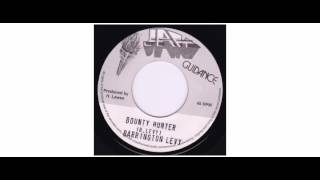 "Barrington Levy - Bounty Hunter - 7"" - Jah Guidance"