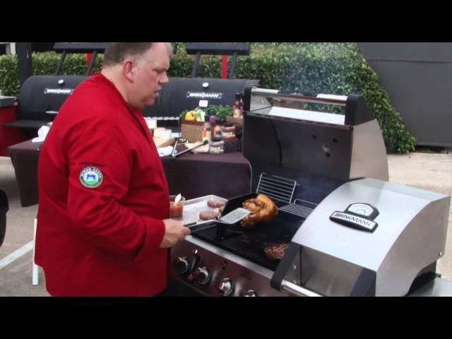 Kent Rathbun's Grilling Tips