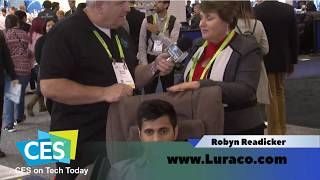 Luraco features on Technology Today TV at CES 2019