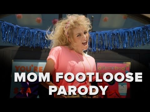 Mom Footloose Parody - Pretty Darn Funny Season 2