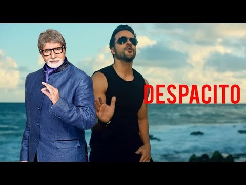 Despacito Ft. Adnan Sami and Amitabh Bacchan