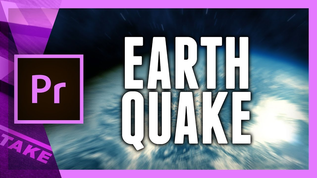ULTIMATE EARTHQUAKE - Preset Pack for Premiere Pro | Cinecom net