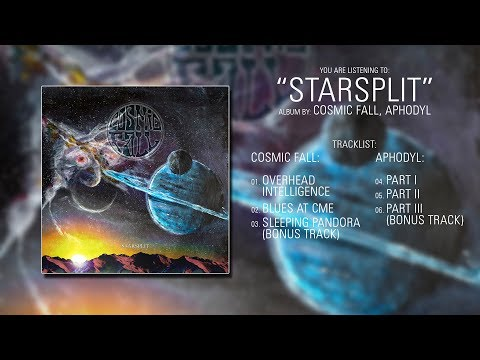 Cosmic Fall, Aphodyl (Germany) - Starsplit (2017) | Full Album