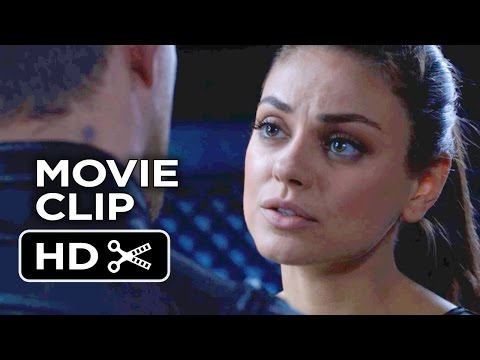 Jupiter Ascending Movie CLIP - I Love Dogs (2015) - Mila Kunis, Channing Tatum Movie HD