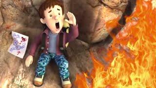 Feuerwehrmann Sam Neue Folgen | Hilfe! Feuerwehrmann Sam zur Rettung | Zeichentrick für Kinder