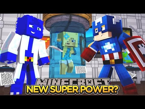 Minecraft Adventure - BABY ANGELS NEW SUPERPOWER!!!