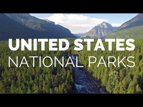 25 Best National Parks in the USA