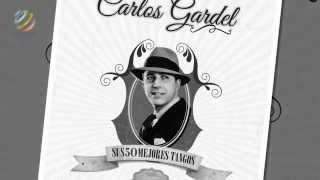 """Carlos Gardel """"Sus 50 Mejores Tangos"""" CD1 completo"""