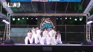 浜ロック2018  ガールズ大人yu-kiナンバー B-LAND