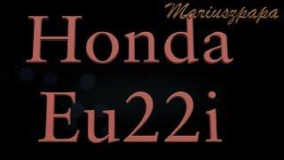 Jaki agregat do kampera ? Test i recenzja Honda EU22I