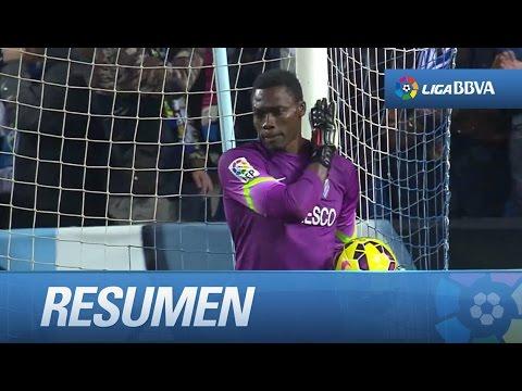 Resumen de Málaga CF (1-0) Celta de Vigo - HD - YouTube