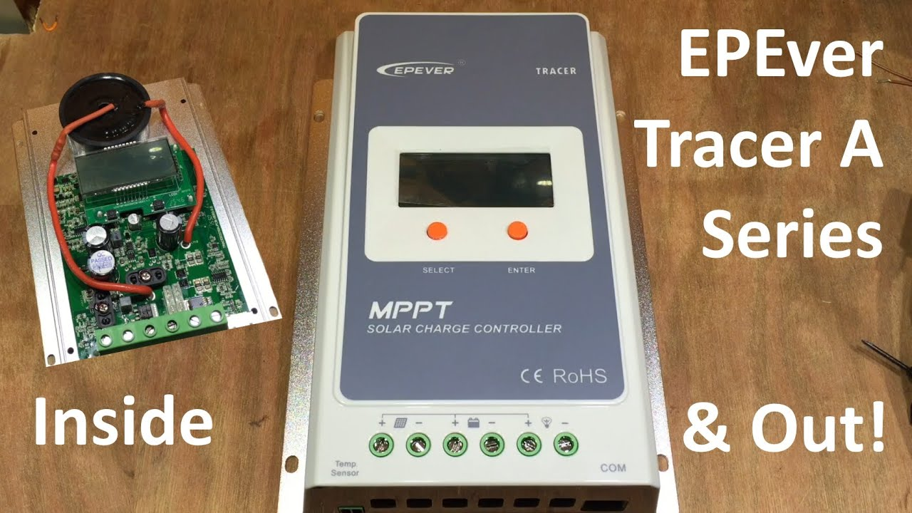 Mppt Charge Controller Review Epsolar Epever Tracer A