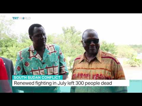 South Sudan Conflict: Interview with northeast Africa researcher Douglas H. Johnson